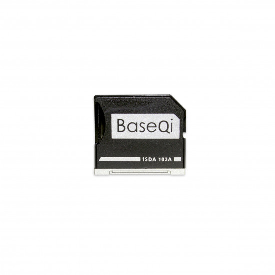 BaseQi Micro SD adapter (MacBook)