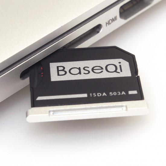 BaseQi Micro SD adapter (Length)