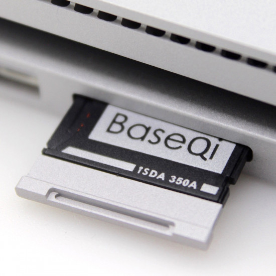 BaseQi Micro SD adapter (Windows)