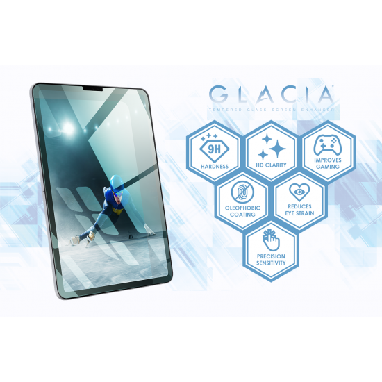 Glacia Gaming Glass