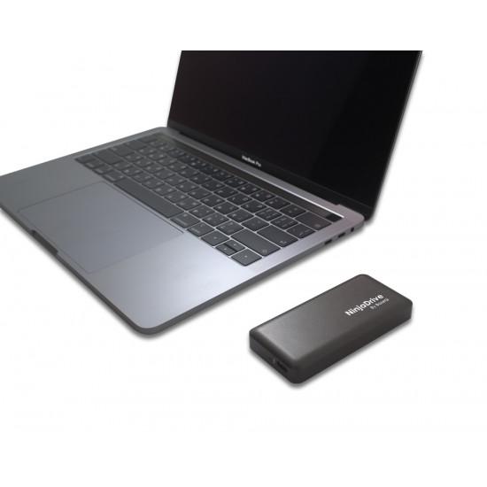 TB3 Thunderbolt 3 Portable SSD